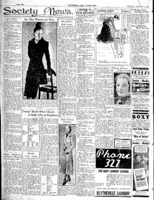The Courier News from Blytheville, Arkansas on January 2, 1937 · Page 2