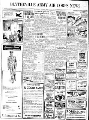 The Courier News from Blytheville, Arkansas on April 27, 1943 · Page 3