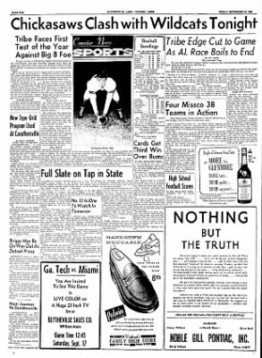 The Courier News from Blytheville, Arkansas on September 16, 1955 · Page 10