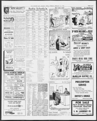 The Jackson Sun from Jackson, Tennessee on February 16, 1954 · 9