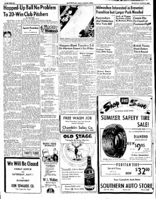 The Courier News from Blytheville, Arkansas on June 29, 1950 · Page 12