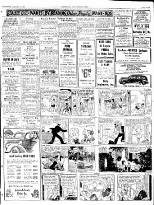 The Courier News from Blytheville, Arkansas on January 5, 1938 · Page 7