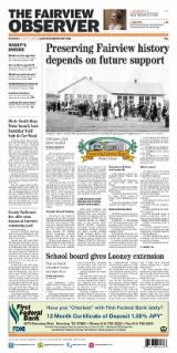 The Fairview Observer