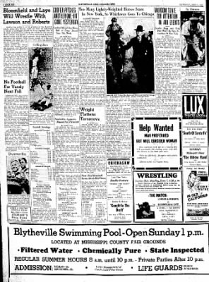 The Courier News from Blytheville, Arkansas on June 5, 1943 · Page 6