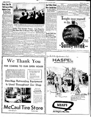 The Courier News from Blytheville, Arkansas on May 9, 1952 · Page 14