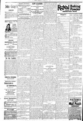 Logansport Pharos-Tribune from Logansport, Indiana on June 23, 1896 · Page 4