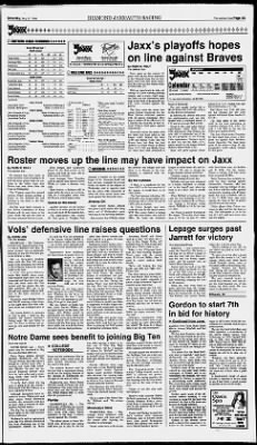 The Jackson Sun from Jackson, Tennessee on August 22, 1998 · 21