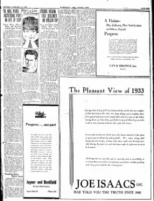 The Courier News from Blytheville, Arkansas on December 30, 1933 · Page 9