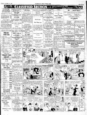 The Courier News from Blytheville, Arkansas on October 12, 1934 · Page 7