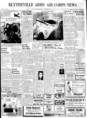 The Courier News from Blytheville, Arkansas on June 8, 1943 · Page 5