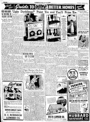 The Courier News from Blytheville, Arkansas on June 8, 1943 · Page 6