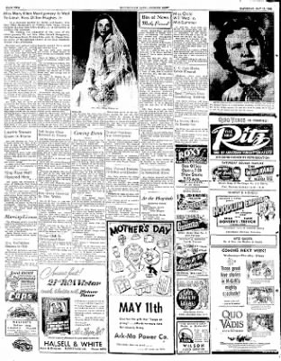 The Courier News from Blytheville, Arkansas on May 10, 1952 · Page 2