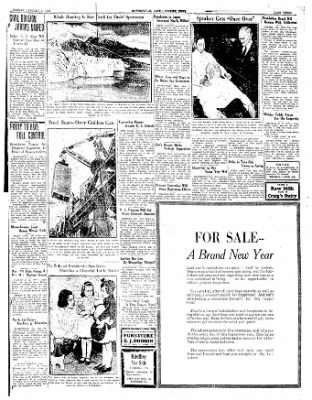 The Courier News from Blytheville, Arkansas on January 1, 1934 · Page 3