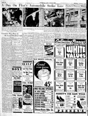 The Courier News from Blytheville, Arkansas on January 7, 1937 · Page 6