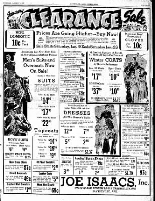The Courier News from Blytheville, Arkansas on January 7, 1937 · Page 7