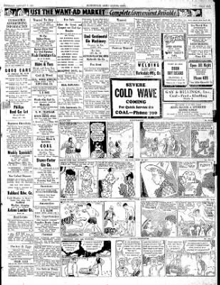 The Courier News from Blytheville, Arkansas on January 7, 1937 · Page 9