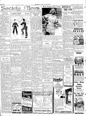 The Courier News from Blytheville, Arkansas on January 10, 1938 · Page 2