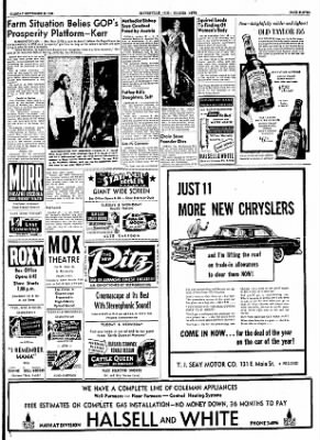 The Courier News from Blytheville, Arkansas on September 20, 1955 · Page 11