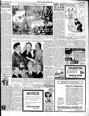 The Courier News from Blytheville, Arkansas on January 8, 1937 · Page 3