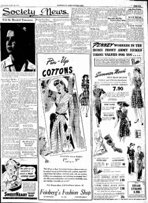 The Courier News from Blytheville, Arkansas on June 10, 1943 · Page 5