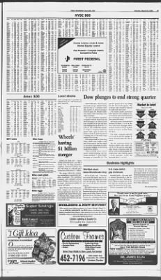 The Times Recorder from Zanesville, Ohio on March 30, 1996 · 13