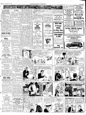 The Courier News from Blytheville, Arkansas on January 10, 1938 · Page 5