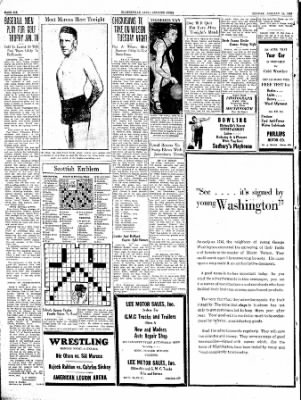 The Courier News from Blytheville, Arkansas on January 10, 1938 · Page 6