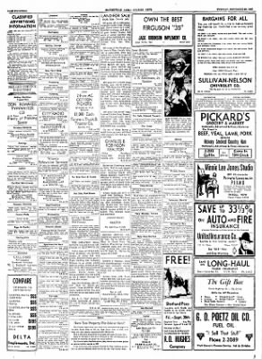The Courier News from Blytheville, Arkansas on September 20, 1955 · Page 14
