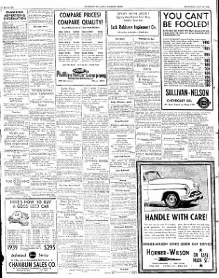 The Courier News from Blytheville, Arkansas on May 10, 1952 · Page 6