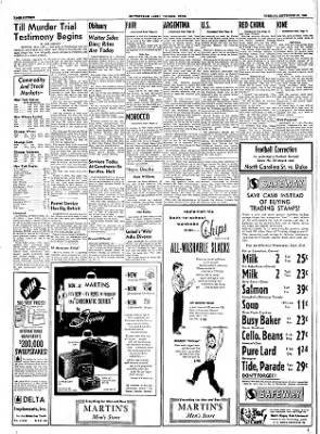 The Courier News from Blytheville, Arkansas on September 20, 1955 · Page 16