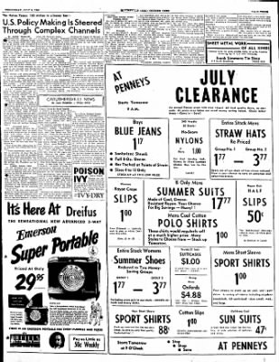 The Courier News from Blytheville, Arkansas on July 5, 1950 · Page 3