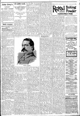 Logansport Pharos-Tribune from Logansport, Indiana on February 12, 1891 · Page 4