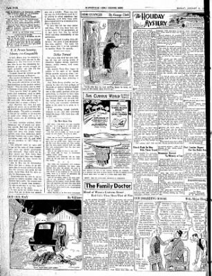 The Courier News from Blytheville, Arkansas on January 11, 1937 · Page 6