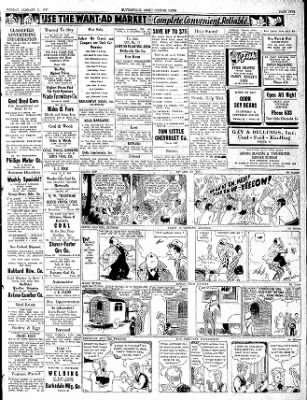 The Courier News from Blytheville, Arkansas on January 11, 1937 · Page 7