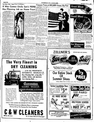 The Courier News from Blytheville, Arkansas on July 6, 1950 · Page 2