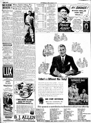 The Courier News from Blytheville, Arkansas on June 15, 1943 · Page 4