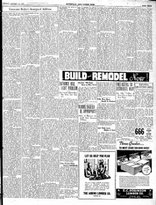 The Courier News from Blytheville, Arkansas on January 12, 1937 · Page 3