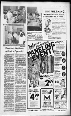 The News Leader from Staunton, Virginia on August 12, 1970 · 3