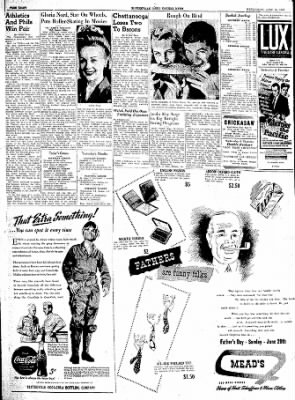 The Courier News from Blytheville, Arkansas on June 16, 1943 · Page 4