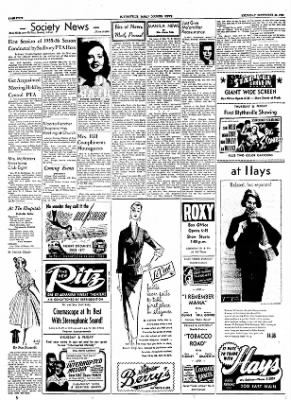 The Courier News from Blytheville, Arkansas on September 22, 1955 · Page 4