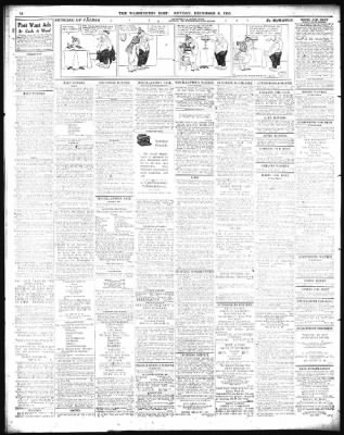 the washington post from washington district of columbia on 1920 Model A Cabriolet the washington post from washington district of columbia on december 6 1920 page 14