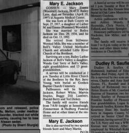 The News Leader from Staunton, Virginia on April 21, 1997 · 2