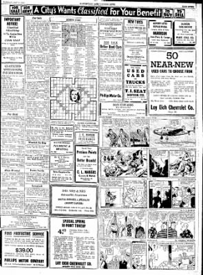 The Courier News from Blytheville, Arkansas on May 4, 1943 · Page 7
