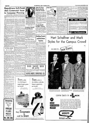The Courier News from Blytheville, Arkansas on September 1, 1954 · Page 10