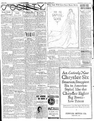 The Courier News from Blytheville, Arkansas on March 25, 1931 · Page 2