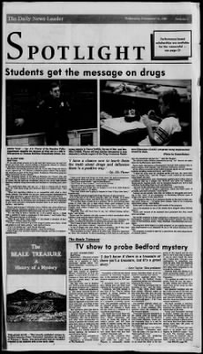 The News Leader from Staunton, Virginia on November 11, 1987 · 21