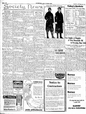 The Courier News from Blytheville, Arkansas on October 22, 1934 · Page 2