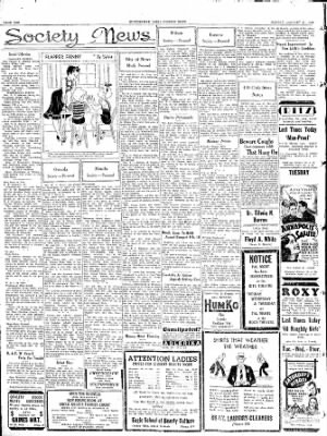 The Courier News from Blytheville, Arkansas on January 17, 1938 · Page 2