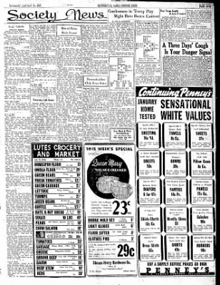 The Courier News from Blytheville, Arkansas on January 14, 1937 · Page 5