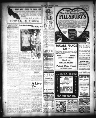 Fort Wayne Daily News from Fort Wayne, Indiana on September 1, 1906 · Page 4